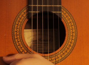 Private Lessons: Classical Guitar