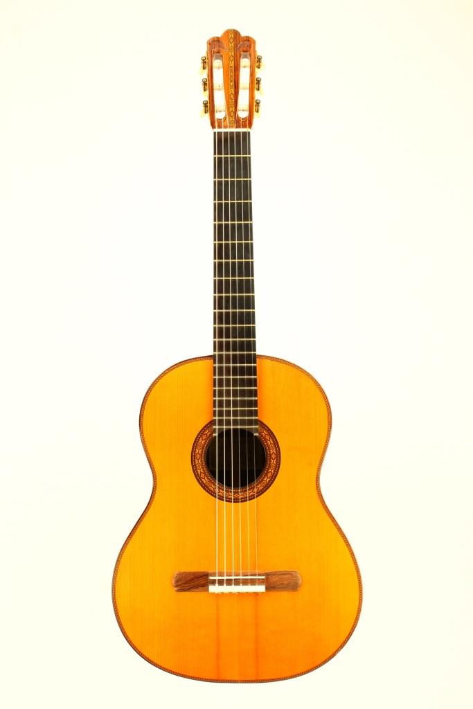 Classical guitar example
