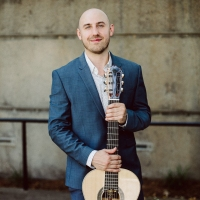 Atlanta Classical Guitar - Jonathan Richter with a Spruce Cordoba guitar