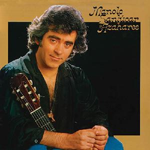"Flamenco Guitarist Manolo Sanlucar's album ""Azahares"""