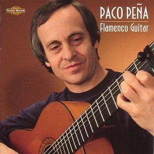 "Flamenco guitarist Paco Peña album ""Flamenco Guitar"""