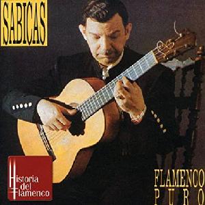 """Flamenco Guitarist Sabicas album """"Flamenco Puro"""""""