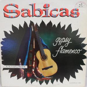 """Flamenco guitarist Sabicas album """"Gypsy Flamenco"""""""