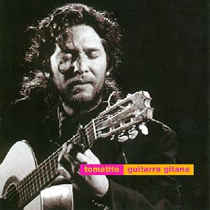 Flamenco Guitarist Tomatito alb um Guitarra Gitana