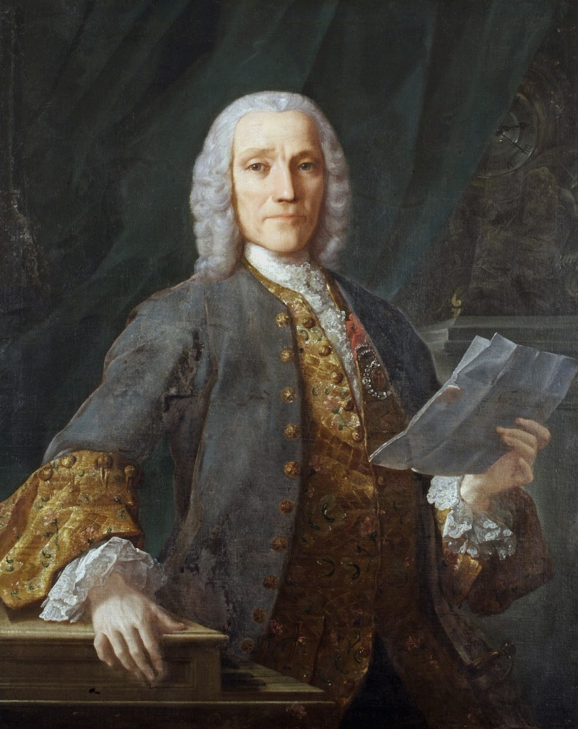 Spanish composer Domenico Scarlatti