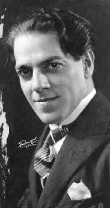 Brazillian composer Heitor Villa-Lobos