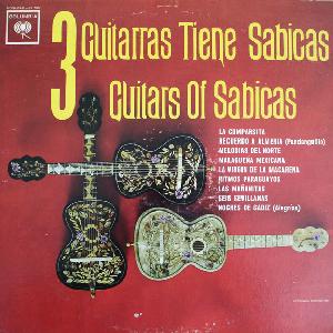 Tres Guitarras Tiene Sabicas Album
